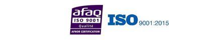 Geoteck - Tierre SRL Certified AFNOR ISO 9001:2015