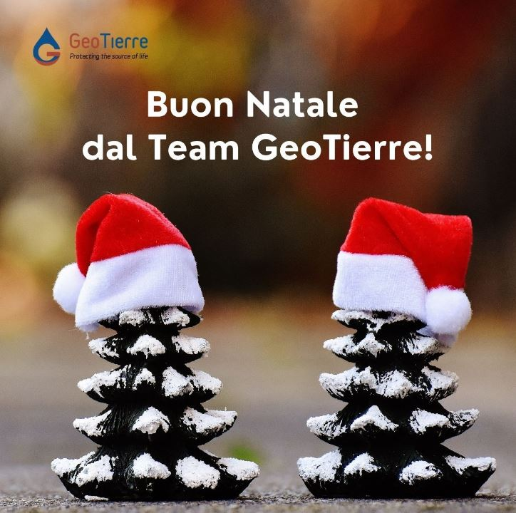 Geotierre team Wish You a Merry Christmas