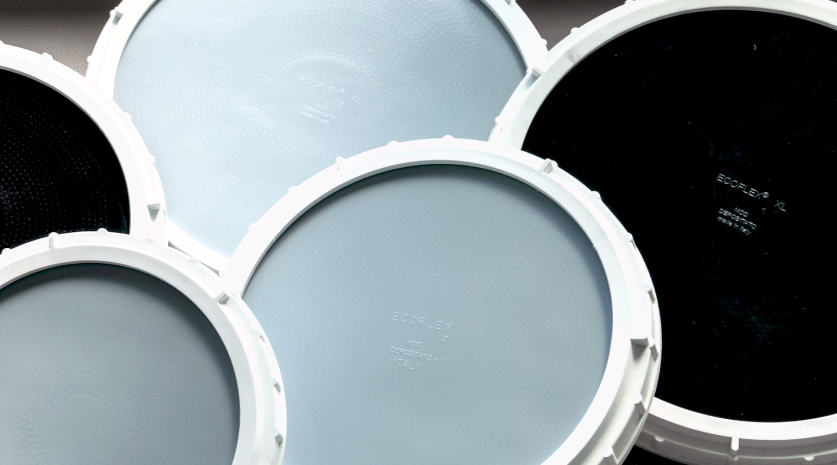 All Ecoflex diffuser are available in the model Hogh efficciency, extra smart and extra large